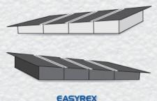 Pannelli Metallici Coibentati REXCOP Integrazione di Gamma